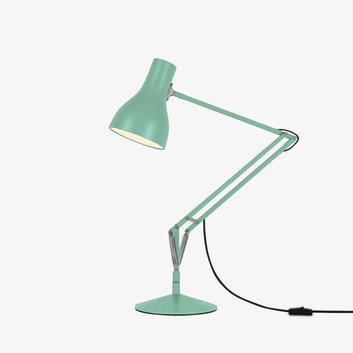 Type 75 Margaret Howell Desk Lamp, Seagrass