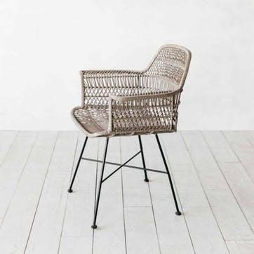 Oslo Armchair, Clay