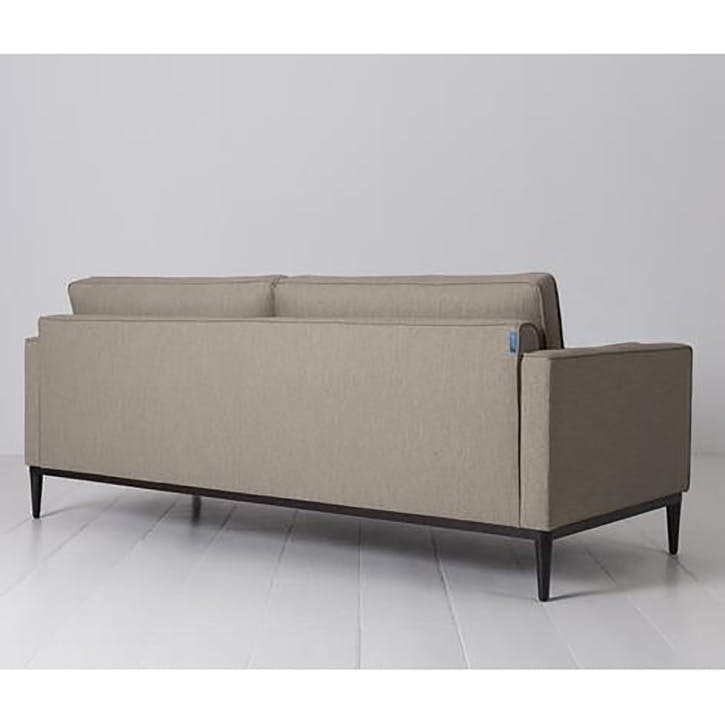 3 Seater Sofa, Model 02, Pumice