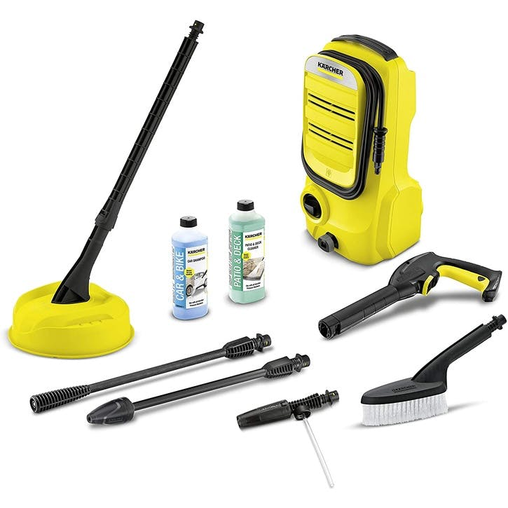 K2 Compact Car and Home Pressure Washer