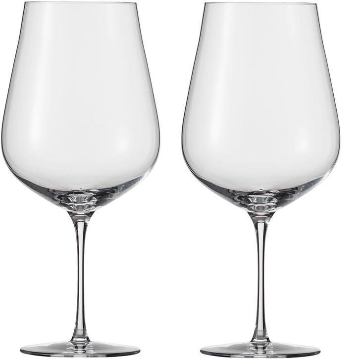 Air Bordeaux Wine Glasses, Set of 2