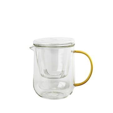 Amber Wall Tea Pot