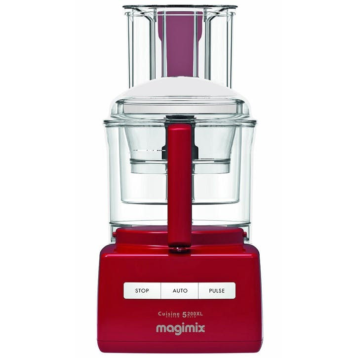 Food Processor 5200 XL; Deep Red
