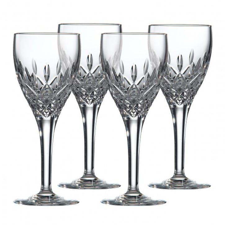 Highclere Wine Glasses, Set of 4