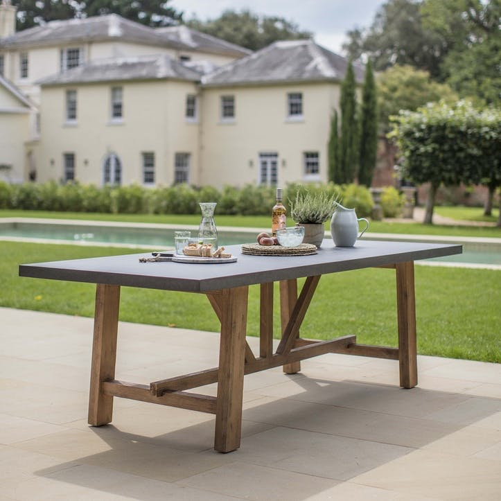 Chilson Table, Large, Cement Fibre