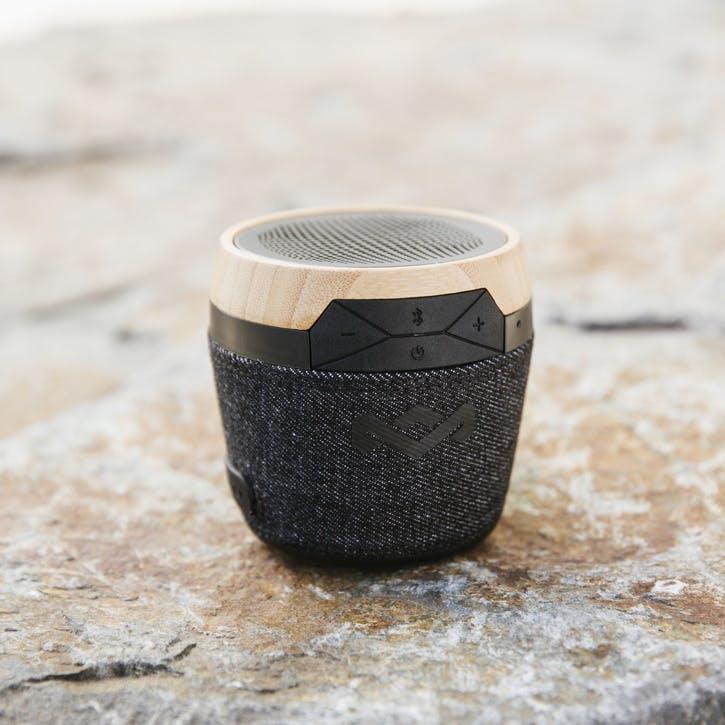 Chant Mini Bluetooth Speaker, Black