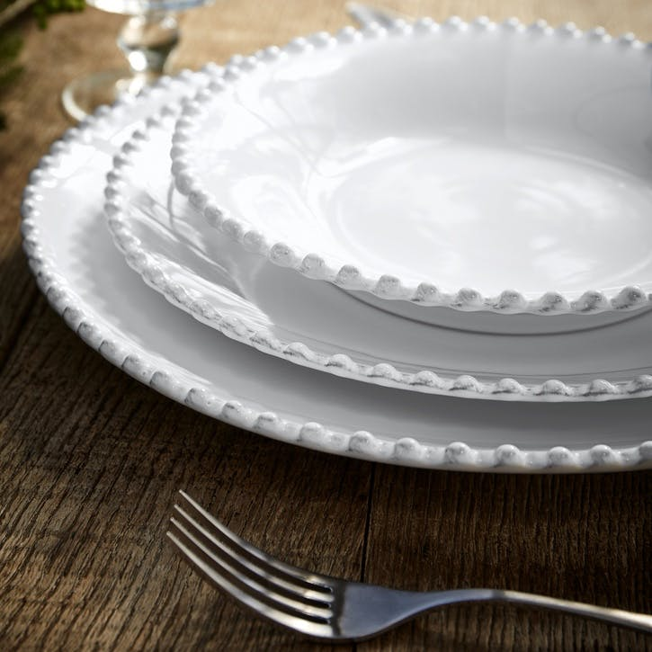 Pearl Dinner Plates, Set of 6