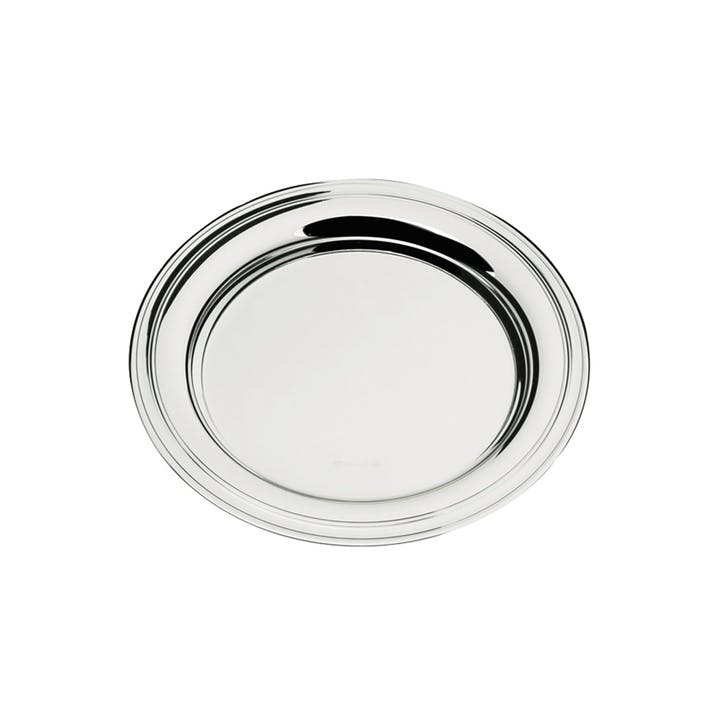 Albi Silver Plated Bottle Coaster