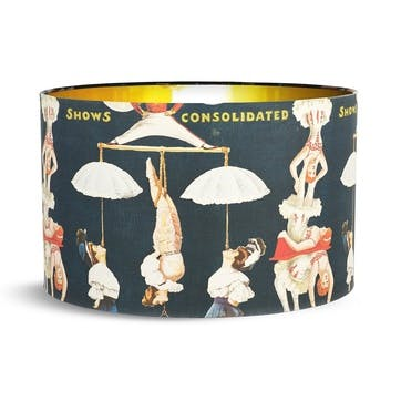 The Great Show Drum Pendant Shade, Small