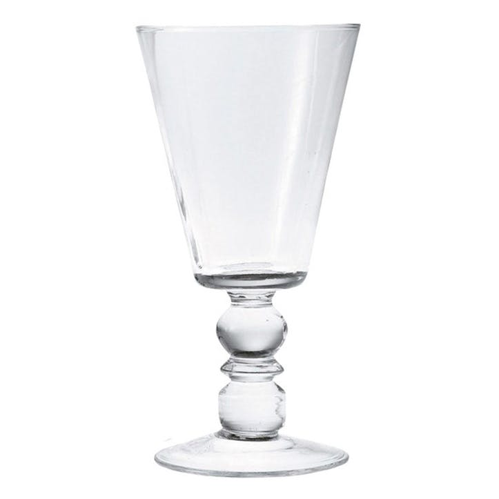 Nailsea Large Wine Glasses, Set of 4