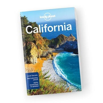 Lonely Planet California, Paperback
