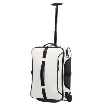 Paradiver LightDuffle With Wheels, 55cm, White