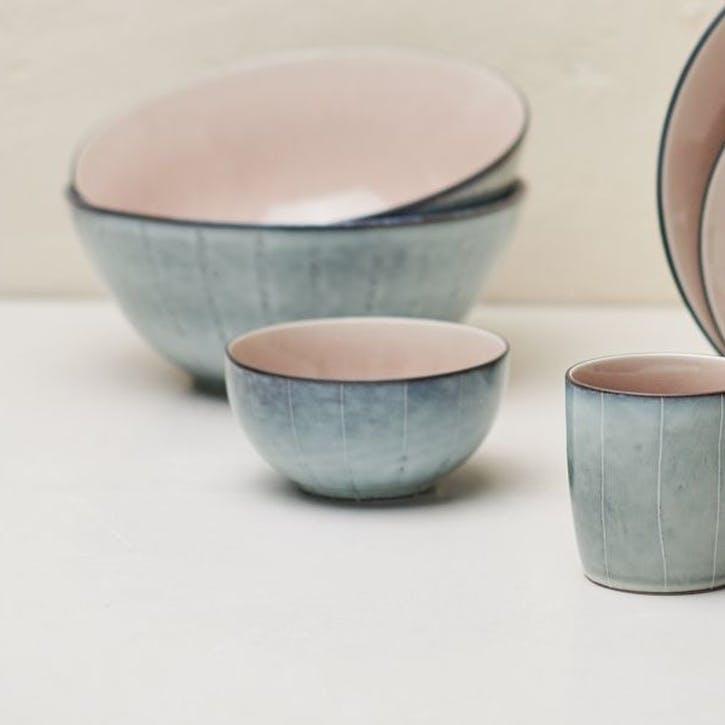 Bao Bowl; Dusky Pink