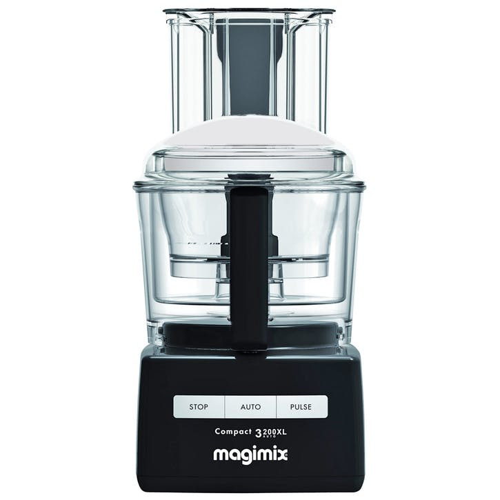 Food Processor 3200 XL; Black