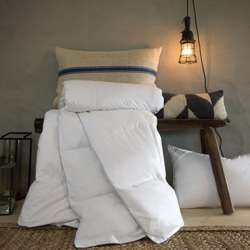 Silver Collection Hungarian Goose Down Duvet 4.5 Tog - King