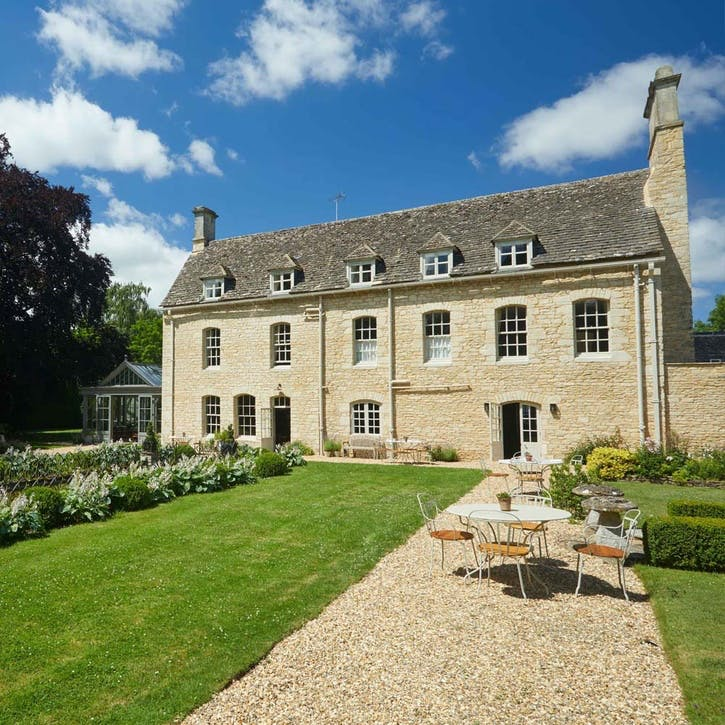 A voucher towards a stay at The Rectory Hotel, Cotswolds