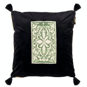 Spanish Embroidery Cushion