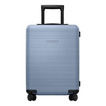 H5, Cabin Trolley Suitcase, W40 X H55 X D20cm, Blue Vega