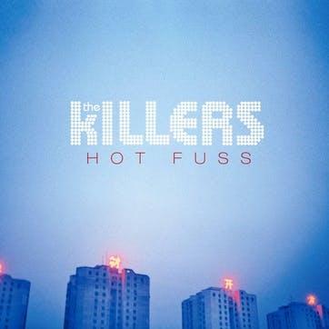 "The Killers, Hot Fuss 12"" Vinyl"