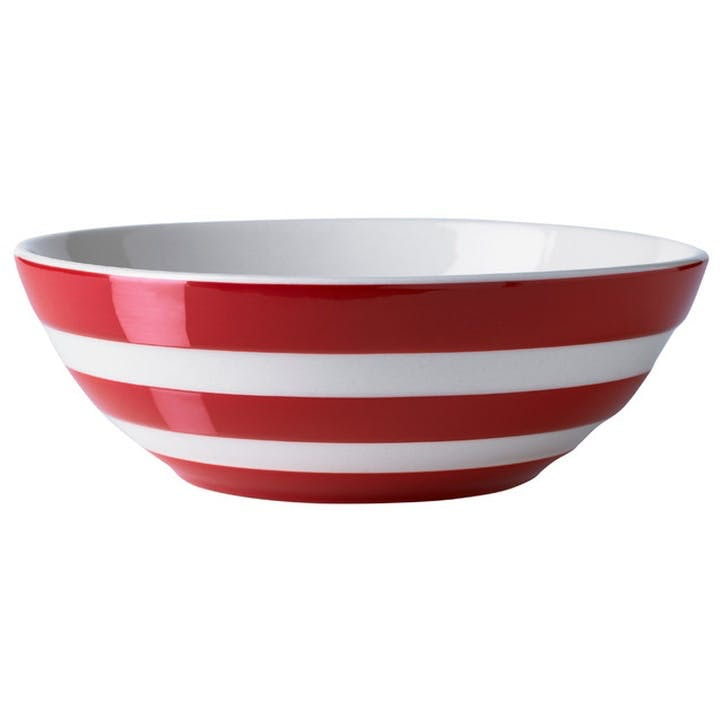 Serving Bowl, 31cm, Red