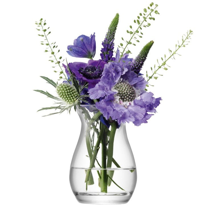 LSA Flower Mini Posy Vase 9.5cm
