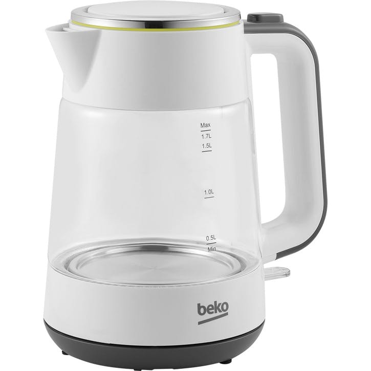 New Line Cordless Glass Kettle - 1.7L