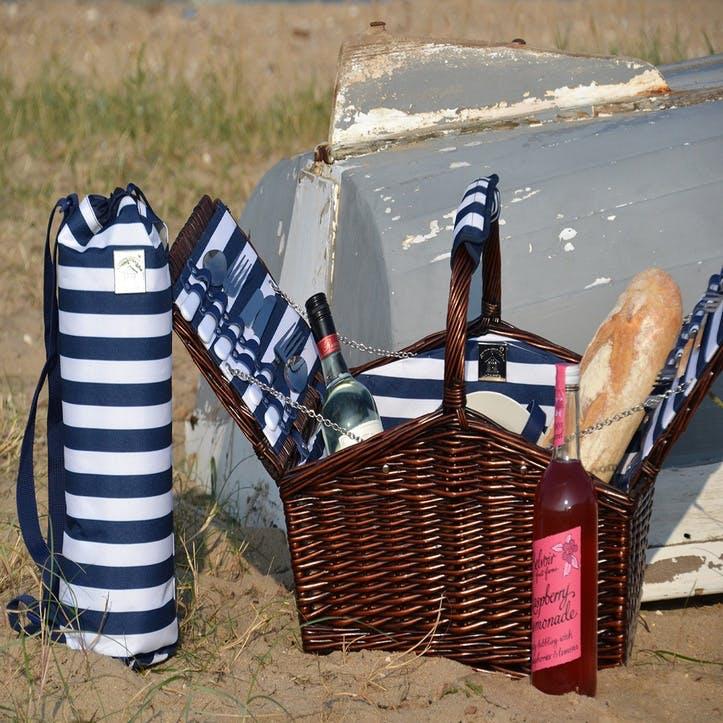Summerhouse Coast 4 Person Breton Wicker Basket