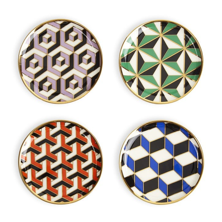 Versailles Coasters, Set of 4