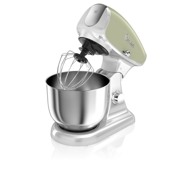 Retro Stand Mixer, Green