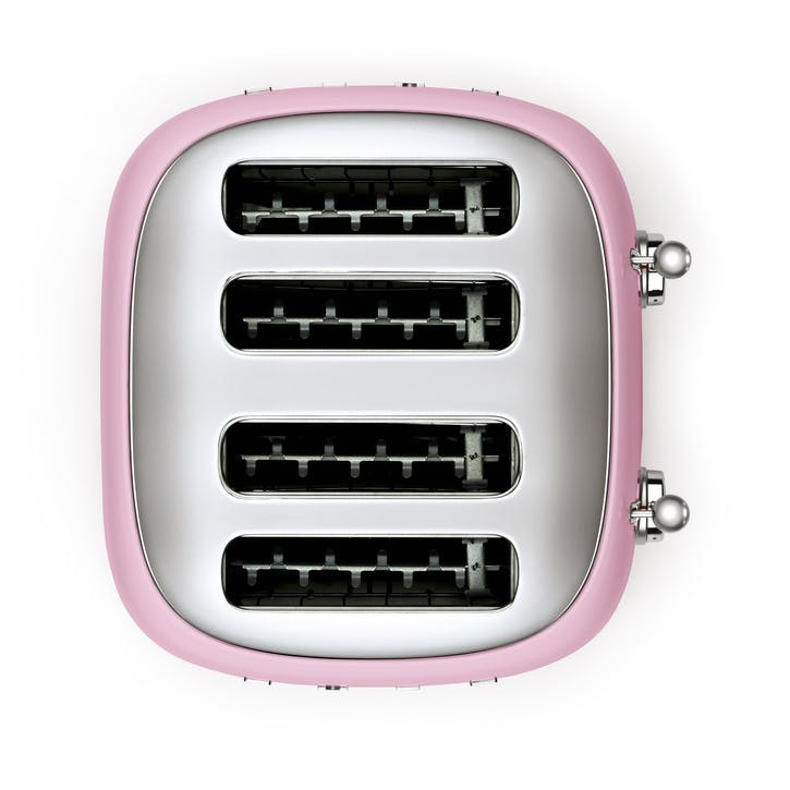 4 By 4 Toaster, Pink