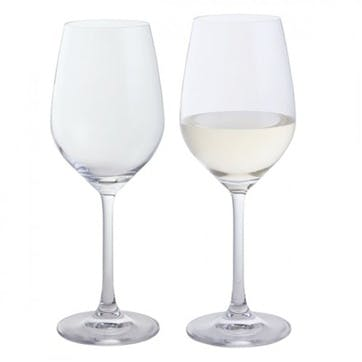 Wine & Bar White Wine Glasses Pair
