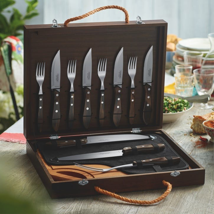 Barbecue Set, 13 Piece