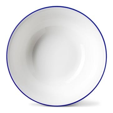 Rainbow Cereal Bowl, Lapis Lazuli