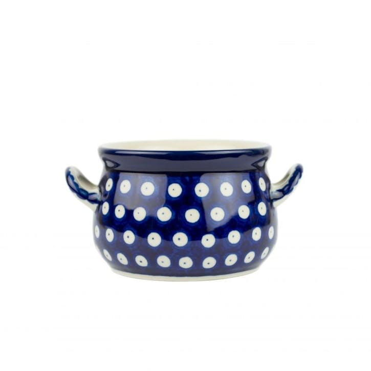 Blue Eyes Two Handled Soup Cup, 0.35l