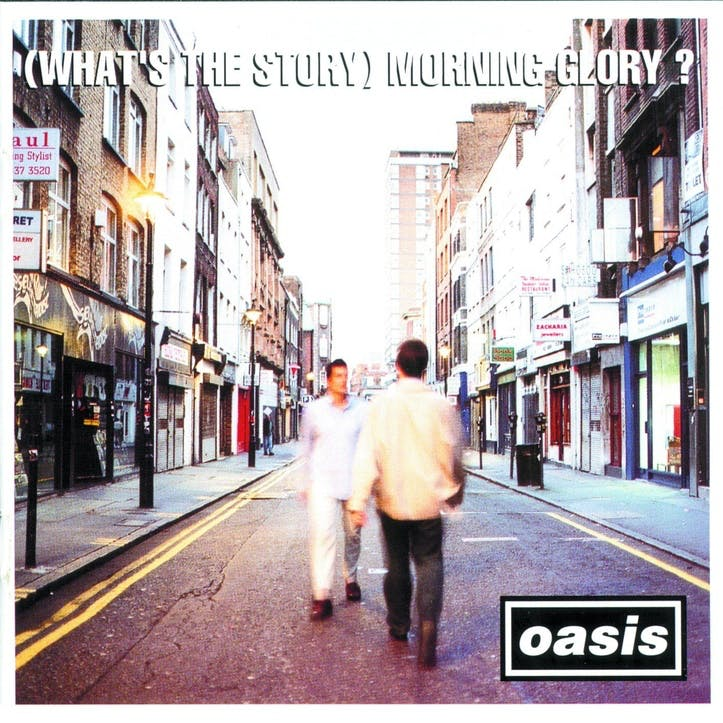 """Oasis, (What's The Story) Morning Glory? 12"""" Vinyl"""