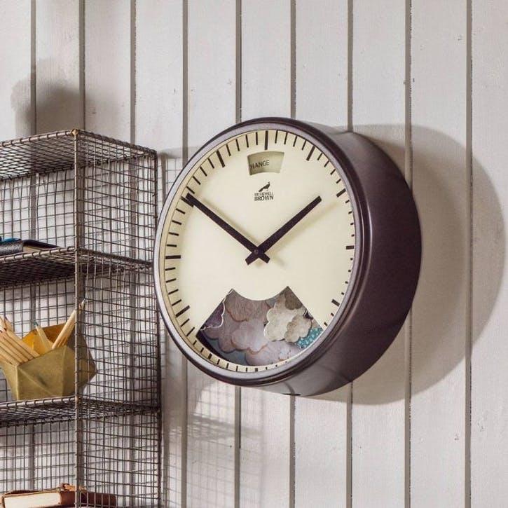 Weather Clock, Black