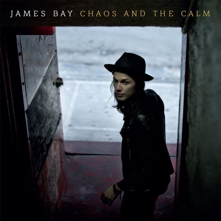 "James Bay, Chaos And The Calm 12"" Vinyl"