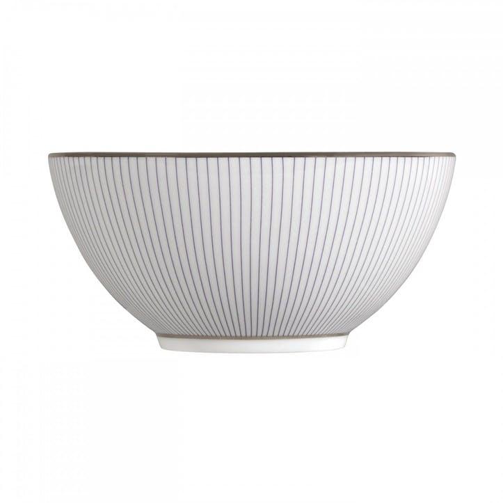 Pin Stripe Nibbles Bowl