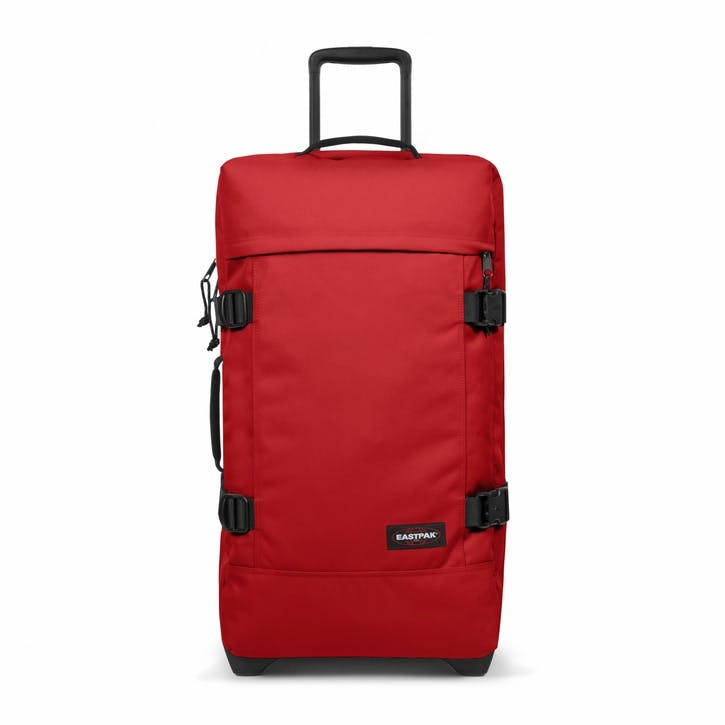 Tranverz Suitcase - Medium; Apple Pick Red