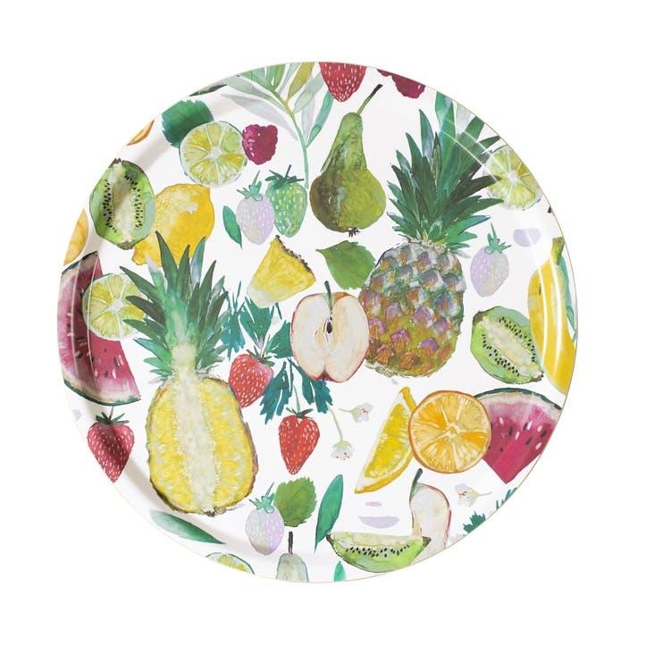 Tutti Fruity Tray, Circular