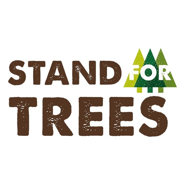 A Donation Towards Stand For Trees
