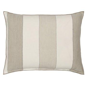 Brera Gessato Natural Cushion