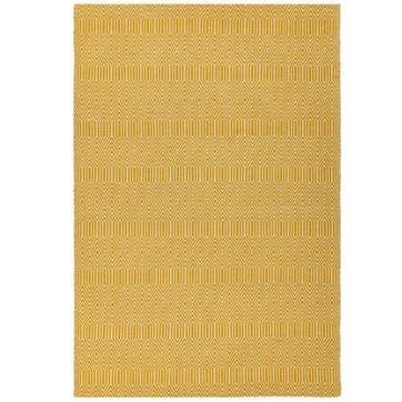 Sloan Rug, 1.6 x 2.3m, Mustard