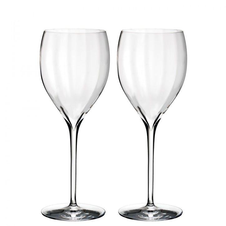 Elegance Optic Sauvignon Blanc Wine Glass, Set of 2