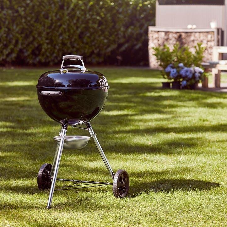Original Kettle E-4710 Charcoal Barbecue, Black