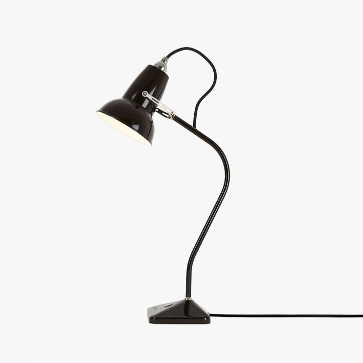 Mini Desk Lamp Jet Black