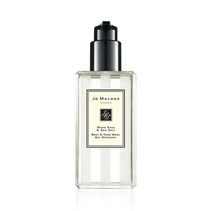 Body & Hand Wash Wood Sage & Sea Salt, 250ml