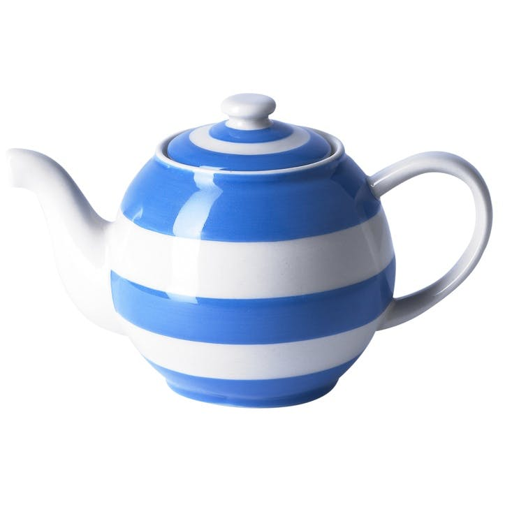 Betty Teapot, 49oz/140cl, Blue