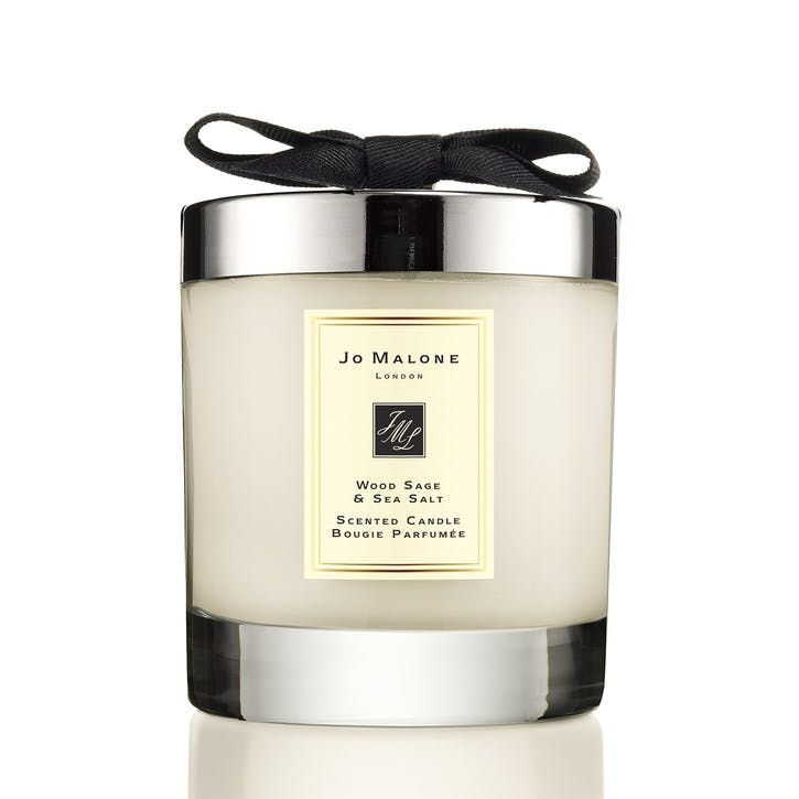 Home Candle, Wood Sage & Sea Salt