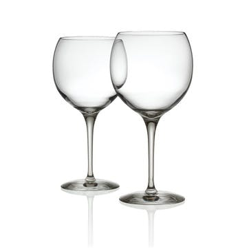Mami XL Set of 2 Red Wine Glasses